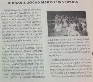 Peña Boinas e Zocas