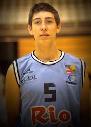 Adrián Chapela, unha das grandes esperanzas desta tempada